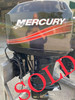 """2007 Mercury 50 HP 3-Cyl Carbureted 2-Stroke 20"""" (L) Outboard Motor"""