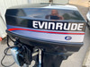 """1998 Evinrude 50 HP 2-Cyl Carbureted 2-Stroke 20"""" (L) Outboard Motor"""