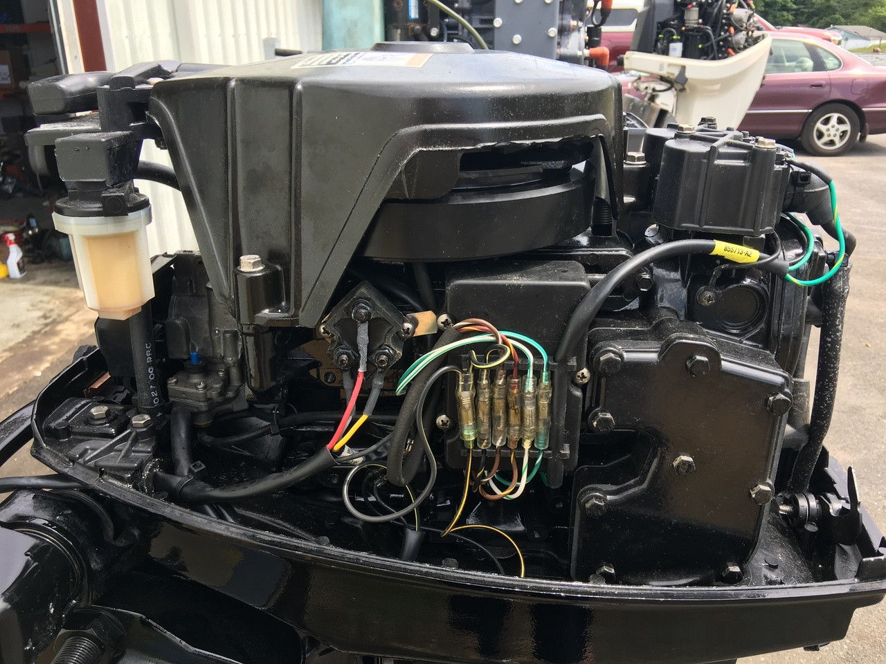 Wiring Diagram Mercury 25hp Outboard - Wiring Diagram Schemas