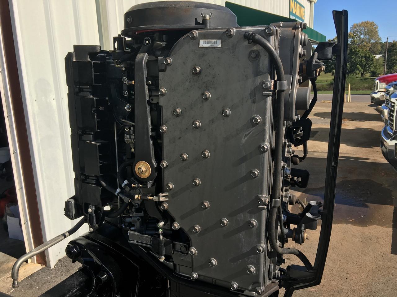 1990 Mercury 115 Hp 4 Cylinder Carbureted 2 Stroke 20 Outboard Motor