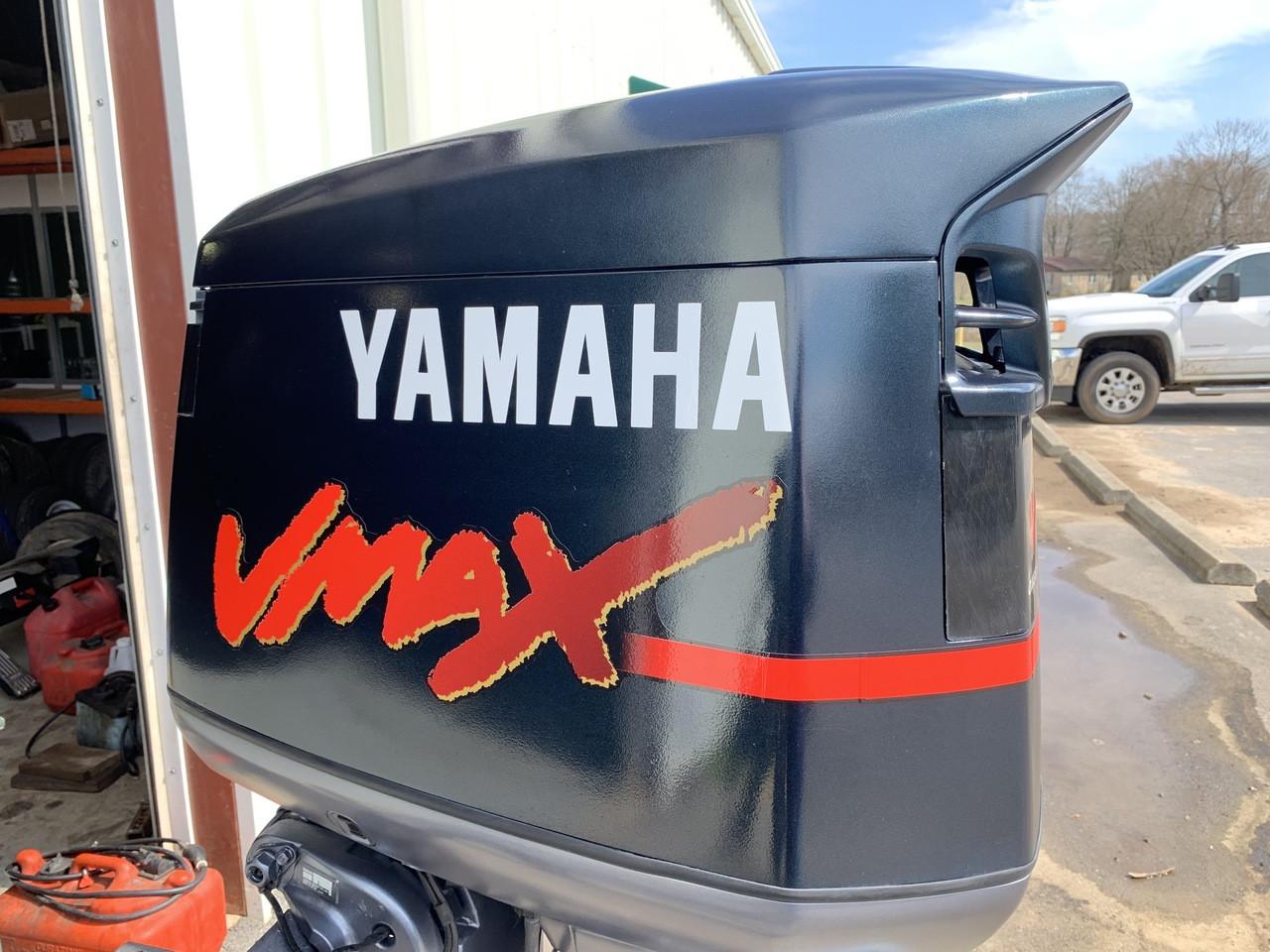 "1999 Yamaha VMax 200 HP 3.1L V6 OX66 EFI 2 Stroke 20"" Outboard Motor"