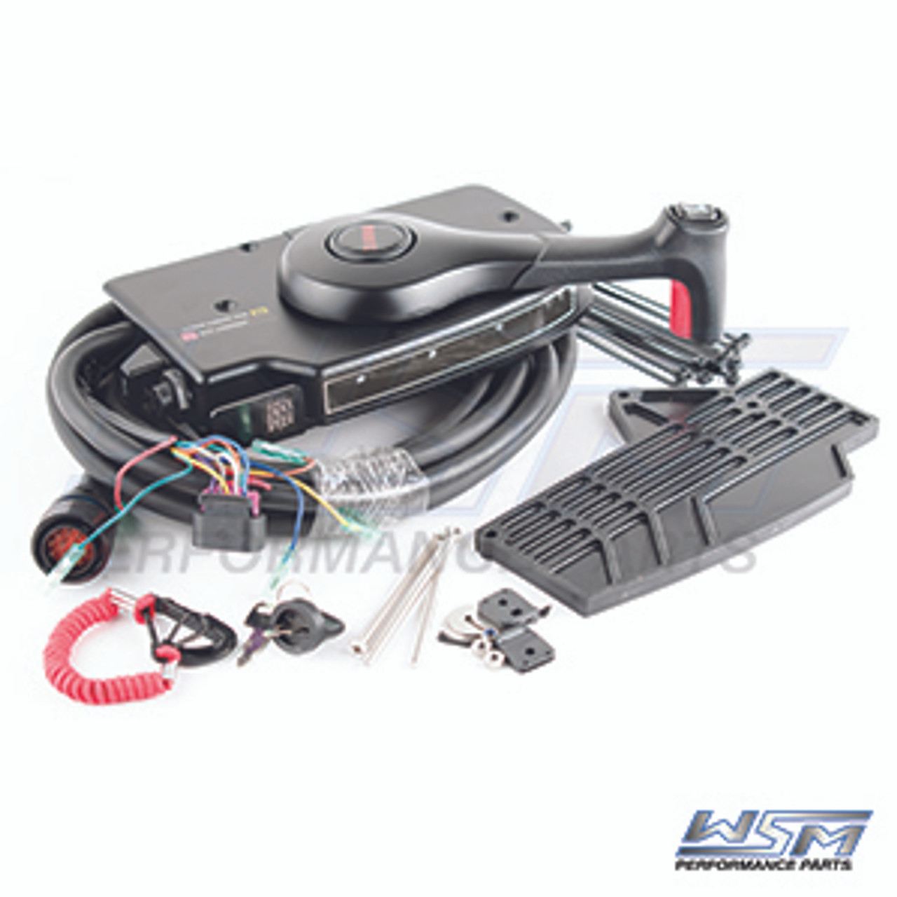 WSM Brand Control Box Assembly Mercury #OEM # 881170A13, 881170A14