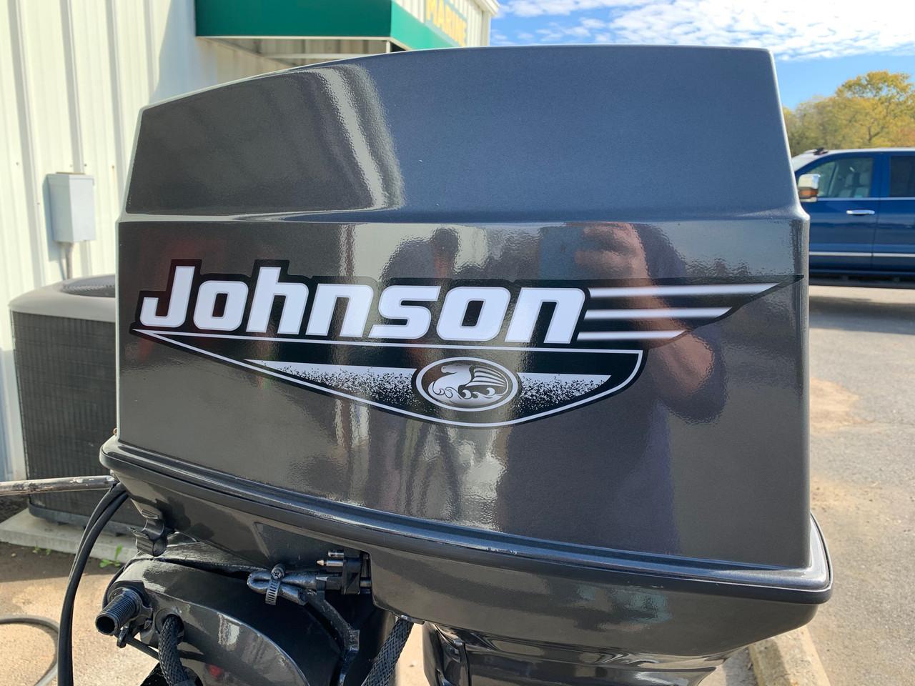 "2000 Johnson 70 HP 3 Cylinder Carbureted 2 Stroke 20"" (L) Outboard Motor"