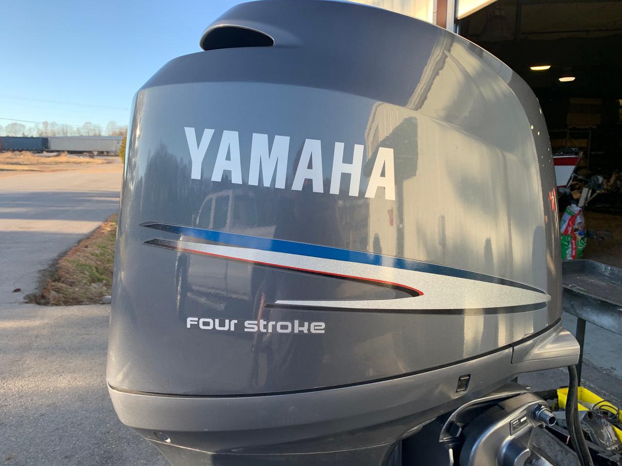 "2004 Yamaha F150 HP 4 Cylinder EFI 4 Stroke 20"" (L) Outboard Motor"