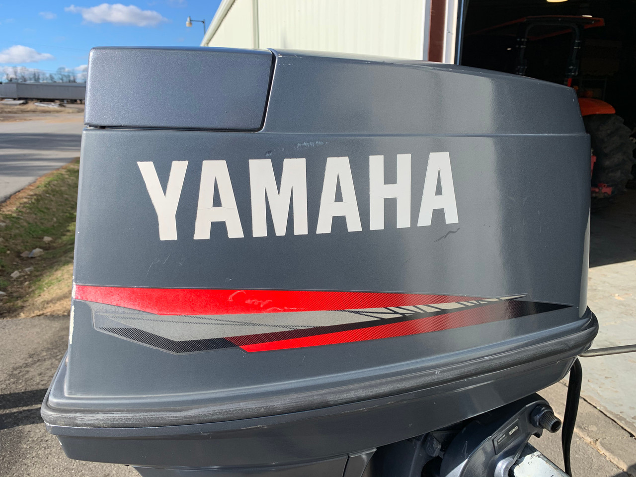 "1999 Yamaha 75 HP 3 Cylinder Carbureted 2 Stroke 20"" (L) Outboard Motor"