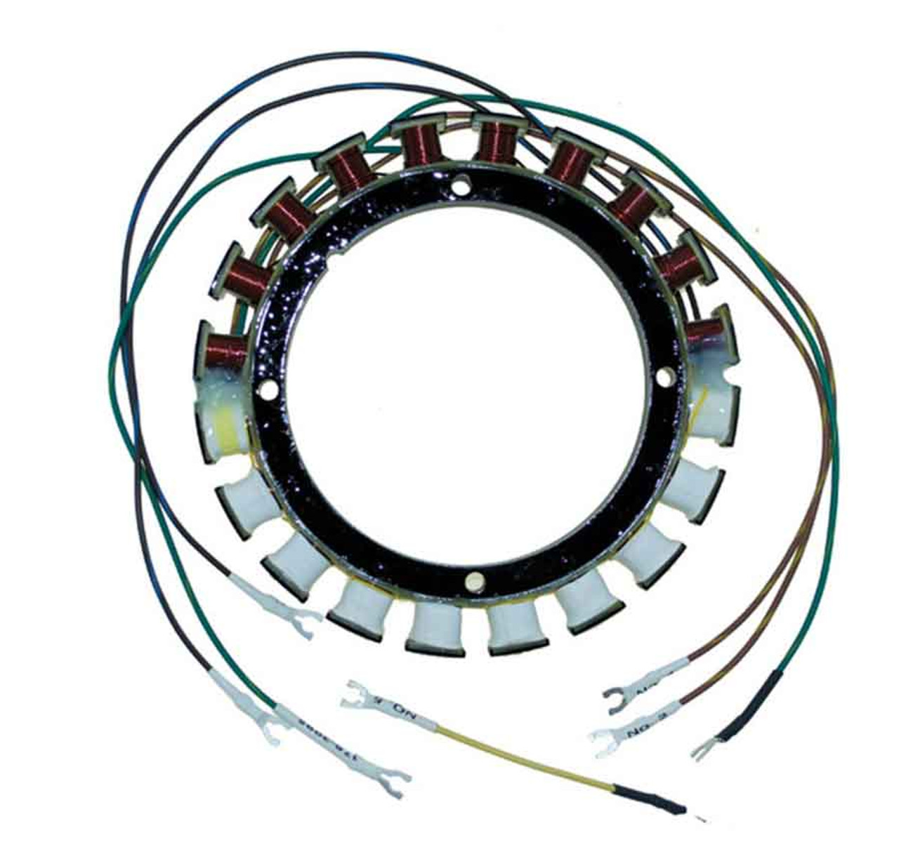 New CDI Chrysler/Force 2, 3, 4, & 5 Cylinder Stator [Replaces OEM# F653095]