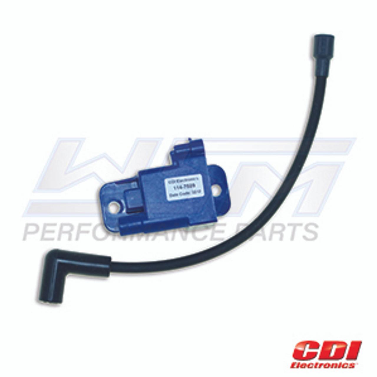New CDI Chrysler/Force 50/75/90/120 HP CDM Module [Replaces OEM# 827509A]