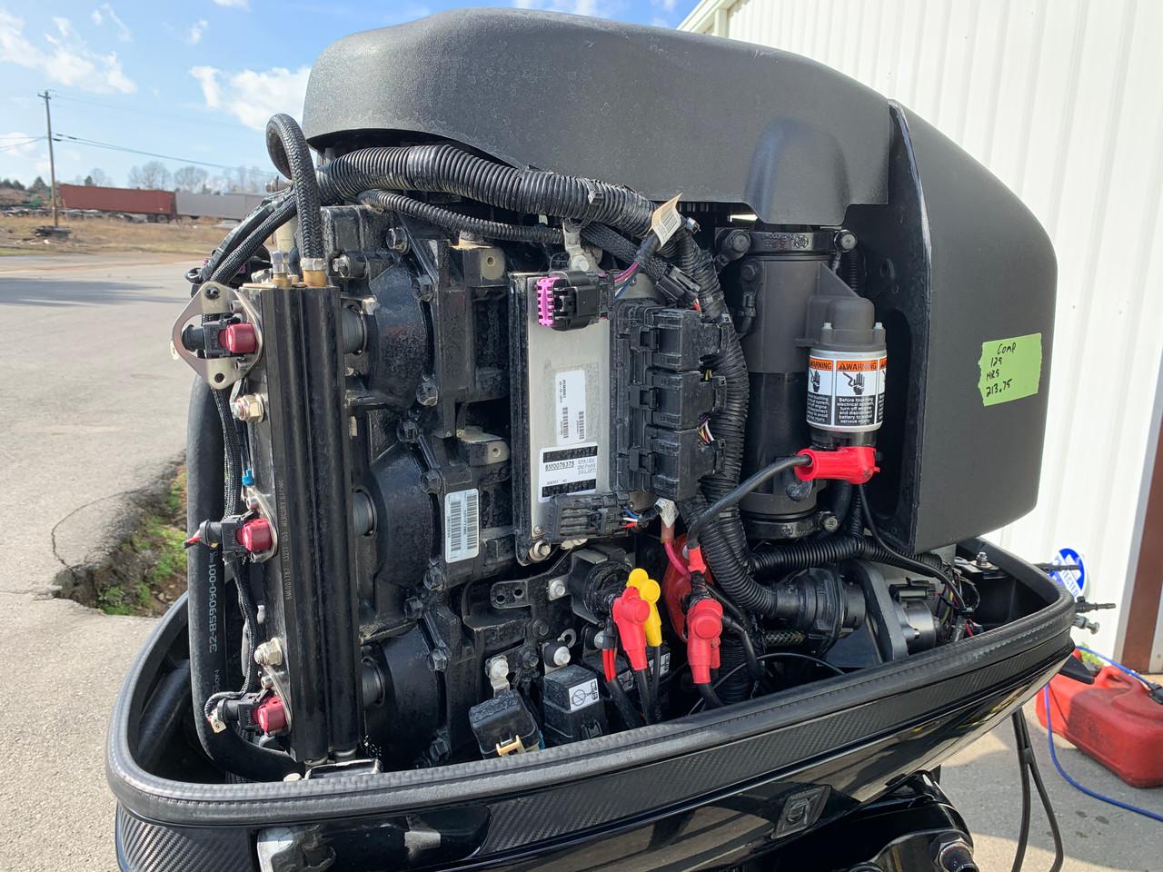 "2014 Mercury 250 HP Optimax ProXS V6 DFI 2 Stroke 20"" (L) Outboard Motor"