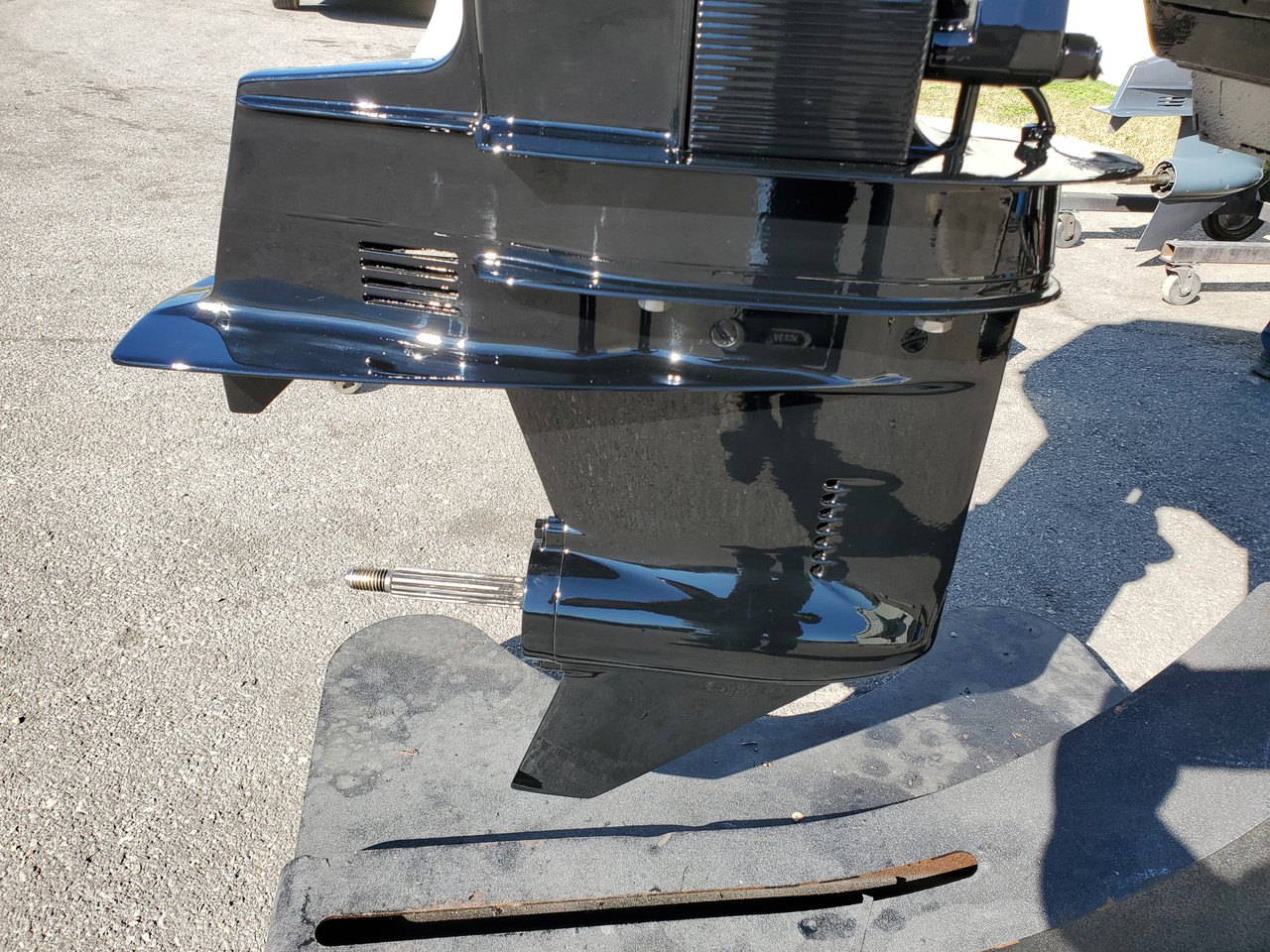 """2000 Mercury 60 HP 3-Cyl Carbureted 2-Stroke 20"""" (L) Outboard Motor"""