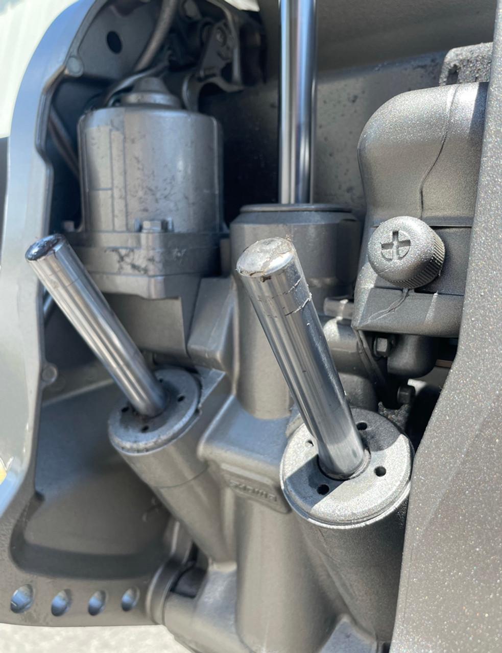 "2005 Honda VTEC 135 HP 4-Cyl EFI 4-Stroke 25"" (X) Outboard Motor"