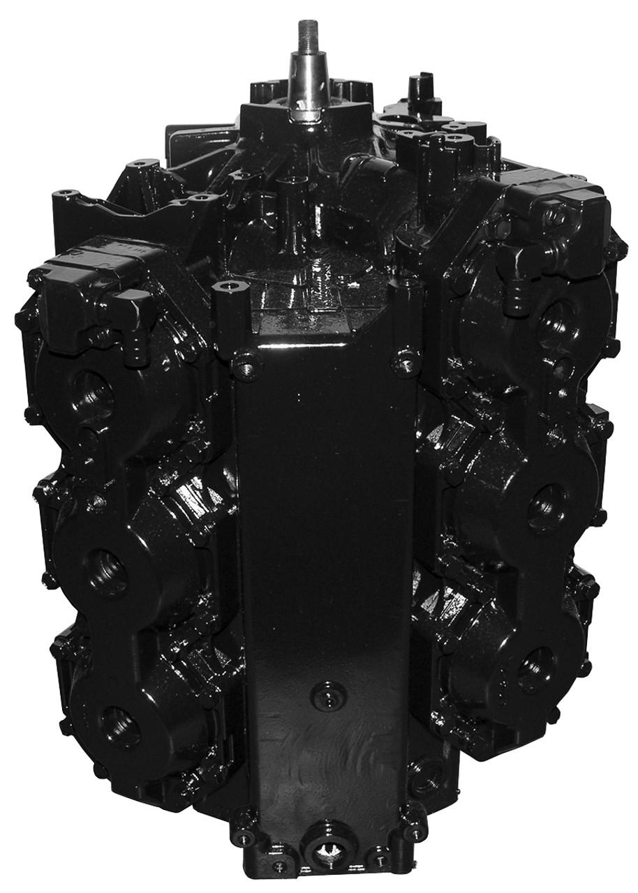 Remanufactured Mercury/Mariner 200/225/250 HP Carb/EFI V6 3.0L Powerhead, 1994-2008