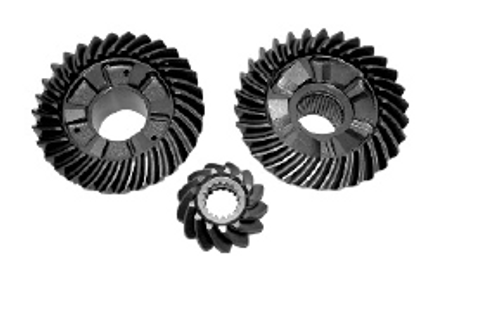 New Red Rhino Mercury/Mariner/Force 6-Jaw Gear Set [Replaces OEM 43-881260A5/43-850036T]