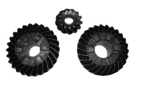New Red Rhino Yamaha 150-200 HP 6-CYL 2-Stroke Spanner Nut Gear Set [1984 and Up] [Replaces OEM 6G5-45571-02/6G5-45560-10/6G5-45551-10]