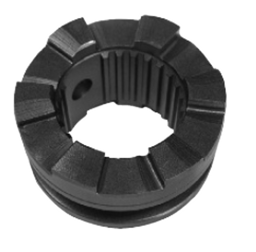 New Red Rhino Yamaha 150-200 HP 6-CYL 2-Stroke Spanner Nut Clutch Dog [1984 and Up] [Replaces OEM 6G5-45631-00]