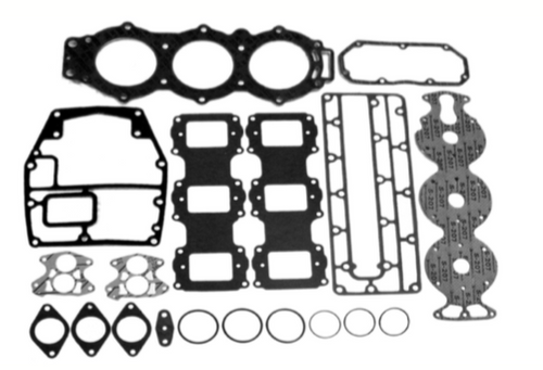 New Red Rhino Yamaha 3 CYL 85-90 HP Powerhead Gasket Set [1984-2006] [Replaces OEM# 6H1-W0001-02-00]