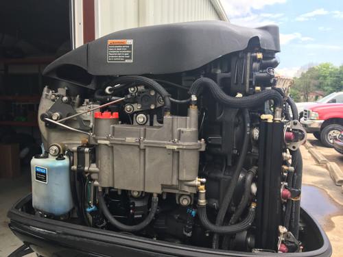 "2011 Mercury 250 HP Optimax ProXS DFI V6 2 Stroke 20"" Outboard Motor"