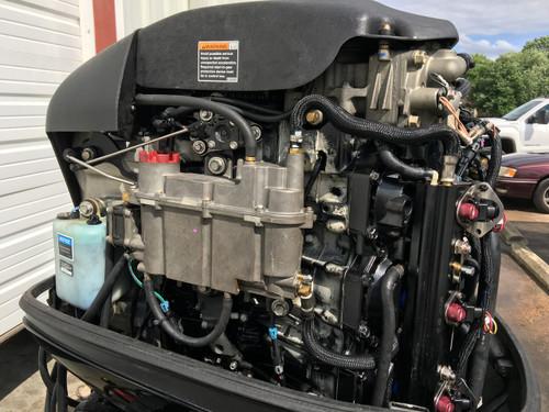"2011 Mercury 200 HP Optimax ProXS DFI V6 2 Stroke 20"" Outboard Motor"