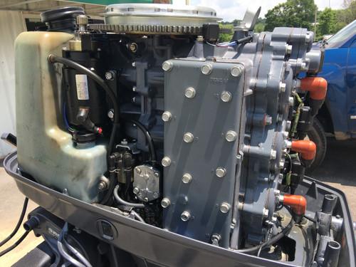 "2003 Yamaha 90 HP 3 Cylinder 2-Stroke 20"" Outboard Motor"