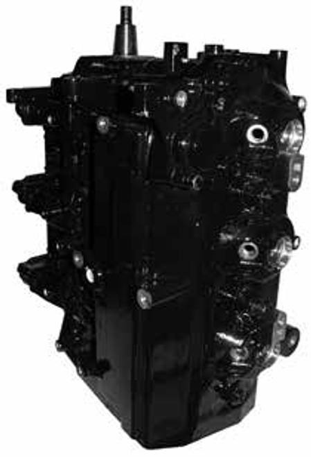Remanufactured Mercury/Mariner 75-125 HP 3-Cyl Optimax Powerhead, 2004 and Up