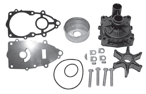 New Red Rhino Yamaha 3.3L VZ HPDI Nosecone Water Pump Kit [Replaces OEM 60X-W0078-00-00]