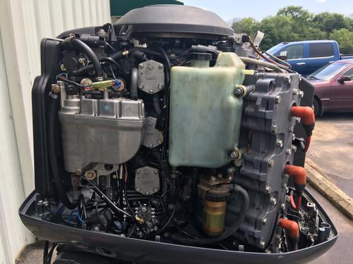 "2001 Yamaha VMax 225 HP 3.1L EFI V6 2-Stroke 20"" Outboard Motor"