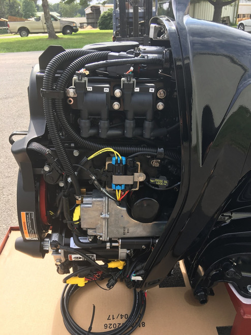"2019 Mercury 60 HP Command Thrust EFI 4 Cylinder 4-Stroke 20"" Outboard Motor"