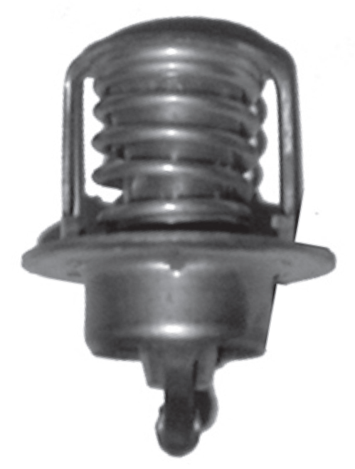 New Red Rhino Johnson/Evinrude 3 Cylinder Thermostat [Replaces #396987]