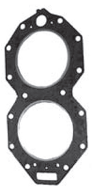 New Red Rhino Johnson/Evinrude 4-CYL 120-140 HP Big Bore Head Gasket [1988-2001] [Replaces OEM 340115]