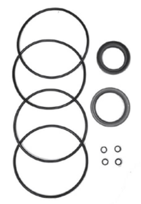 New Red Rhino Johnson/Evinrude 4/6 Cylinder Crankshaft Seal Kit [1985-2001]
