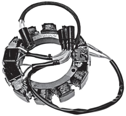 New Red Rhino Johnson/Evinrude V6 60° Stator [Replaces OEM# 584981]