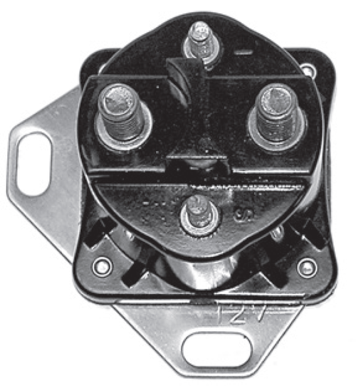 New Red Rhino Johnson/Evinrude V4/V6 Ficht Starter Solenoid [2004-2006] [Replaces OEM# 586842]