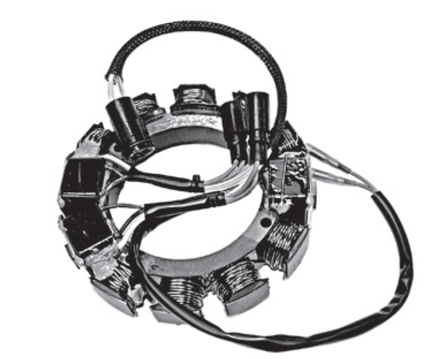 New Red Rhino Johnson/Evinrude V6 90° Looper Stator [Replaces OEM# 584643]