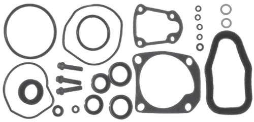 New Red Rhino Johnson/Evinrude 2 Cylinder 40-50 HP Gearcase Seal Kit [1989-2003] [Replaces OEM# 433550]