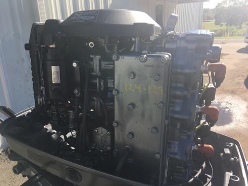 "2005 Yamaha 90 HP 3 Cylinder 2 Stroke 20"" Outboard Motor"