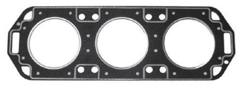 New Red Rhino Mercury/Mariner V6 135/150 HP Head Gasket with Dowel Pins [1991-2001] [Replaces OEM# 27-18785-1]