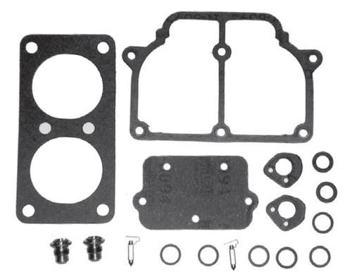 New Red Rhino Mercury-Mariner V6 2.4L 150-200 HP Carburetor Kit [1978-1990]