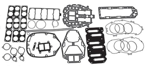 Mercury/Mariner 6 Cylinder Powerhead Parts, 2.5L 150-200
