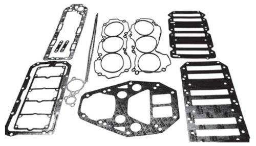 Mercury/Mariner 6 Cylinder Powerhead Parts, 2.5L 175/210