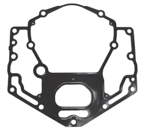 New Red Rhino Yamaha 4-Stroke Base Gasket [Replaces OEM#s 69J-11351-11, 887810011]