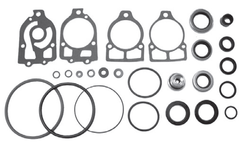New Red Rhino V6 135-200 HP Gearcase Seal Kit [1986-2015] [Replaces OEM# 26-89238A2]