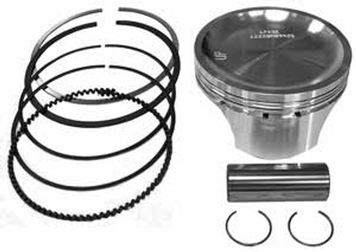 New Red Rhino Yamaha 4-Stroke F150TXR Wiseco Forged Pistons [2004 & up]