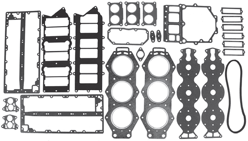 New Red Rhino Yamaha SX/VX/DX 2.6L 150-250 HP Powerhead Gasket Kit [1999-2005] [Replaces OEM# 67H-W0001-01-00]