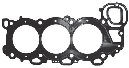 New Red Rhino Yamaha 4-Stroke 250 HP Port Head Gasket [Replaces OEM# 6P2-11182-00]