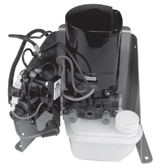 New Red Rhino Mercruiser Complete Pump Assembly [Replaces OEM#s 88183A12, 14336A8]