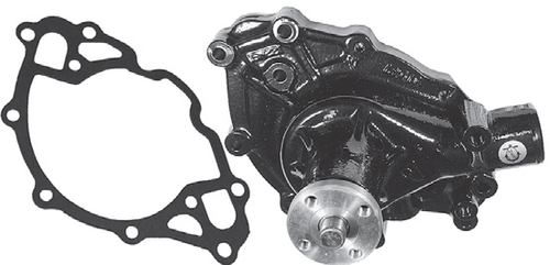 New Red Rhino Mercruiser/OMC Sterndrive Small Block Ford V8 Water Pump [Replaces OEM#s 883885, 3853796]