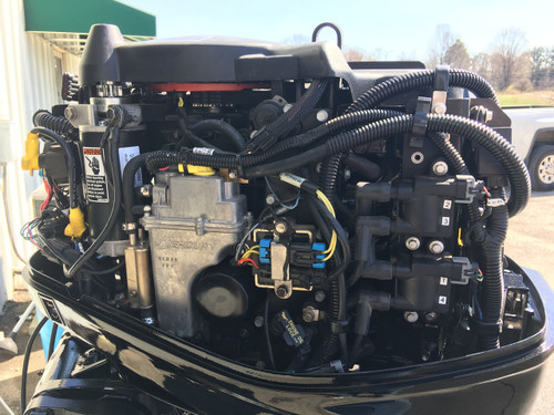 "2015 Mercury 60 HP 4-Cylinder 4 Stroke 20"" Bigfoot Outboard Motor"