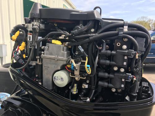 "2011 Mercury 60 HP 4-Cylinder 4-Stroke 20"" Bigfoot Outboard Motor"