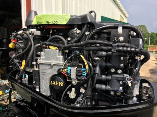 "2013 Mercury 60 HP 4 Cylinder 4 Stroke 20"" Bigfoot Outboard Motor"