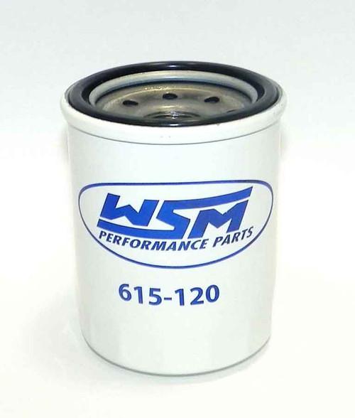 New WSM Brand Honda Outboard Oil Filter [OEM #15410-ZJ4-999AH, 15400-P0H-305PE, 15400-PLM-A01PE/A02PE, 15400-ZJ1-004]