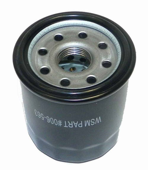 New WSM Brand Honda Outboard Oil Filter [OEM #15400-PFB-004]